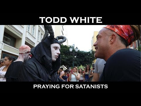Todd White -  Praying for Satanists (Brazil 2019)