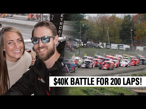 Eastern States Weekend 2021 Day No.3 - dirt track racing video image