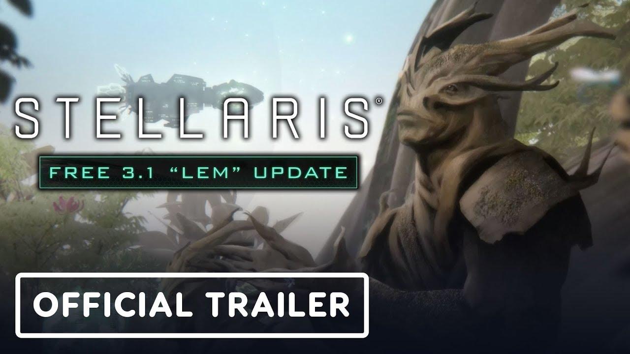 Stellaris Free 3.1 Lem Update – Official Launch Trailer