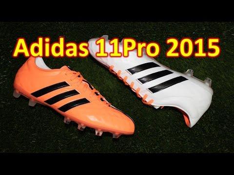 Adidas 11Pro 3 (2015) Flash Orange - Unboxing + On Feet - UCUU3lMXc6iDrQw4eZen8COQ