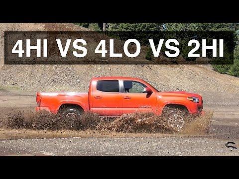 4Hi vs 4Lo vs 2Hi - 4X4 Offroad Testing - UClqhvGmHcvWL9w3R48t9QXQ