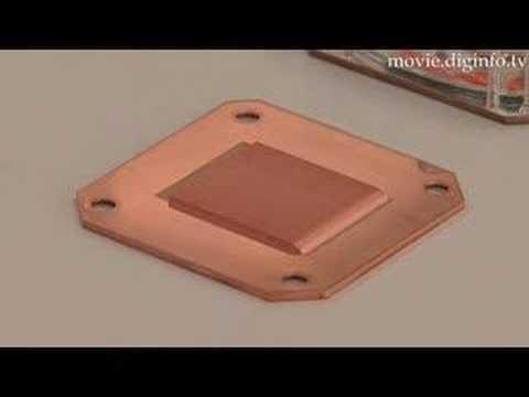 PC Liquid Cooling System Running Quieter Than DVD Recorder - diginfonews