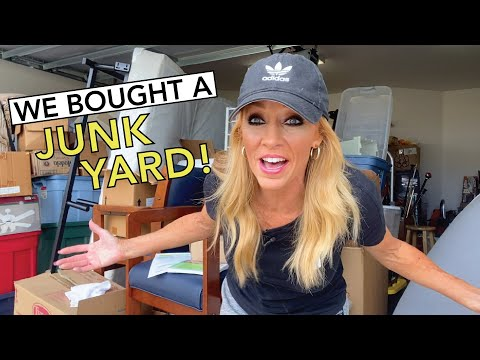 We Bought A Junk Yard!  How We Got Land So Cheap!