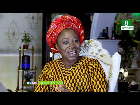 Dr Becky Paul-Enenche - SEEDS OF DESTINY  TUESDAY 8TH OCTOBER, 2019