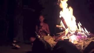 Double flute Tikki Masala full moon Bali  - tikkimasala , Ambient
