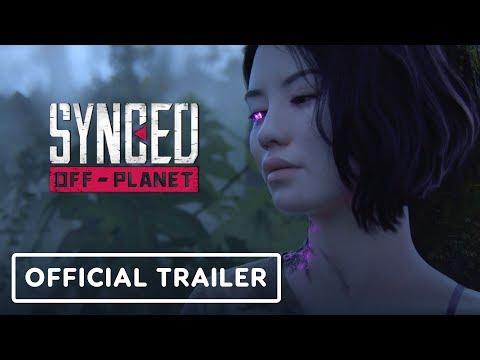Synced: Off-Planet: Official Cinematic Reveal Trailer - Gamescom 2019 - UCKy1dAqELo0zrOtPkf0eTMw