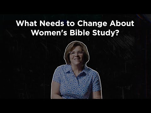 Nancy Guthrie on Changing Womens Bible Study for Good