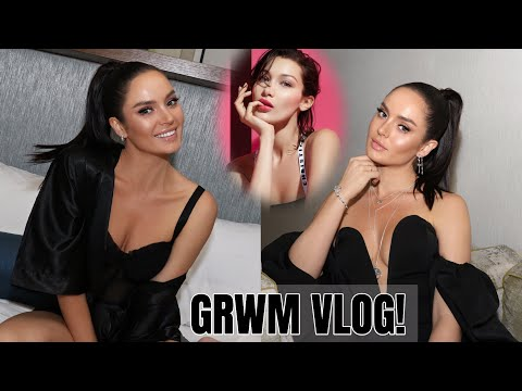 A day in my life! At the Dior Backstage launch in Los Angeles \\ Chloe Morello - UCLFW3EKD2My9swWH4eTLaYw