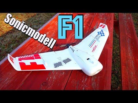 Sonicmodell F1 Review : Cheap High Speed Wing! - UC2c9N7iDxa-4D-b9T7avd7g