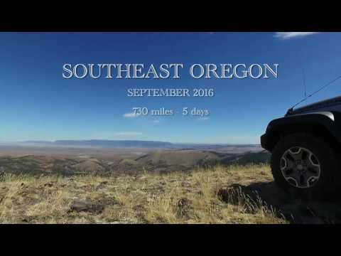 Southeast Oregon - UCwXfdhmACF4BW-DDv3zen7w