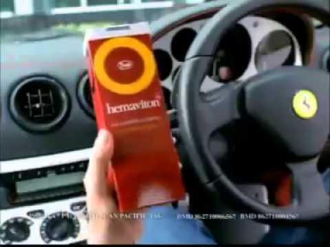 Hemaviton Stamina Plus Komersial