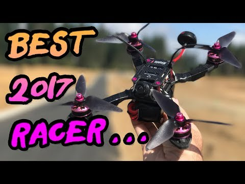 BEST 2017 RACER - Holybro Kopis 1 Brushless Fpv Racing Drone - UCwojJxGQ0SNeVV09mKlnonA
