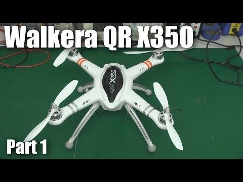 Walkera QR X350 review (part 1) - UCahqHsTaADV8MMmj2D5i1Vw