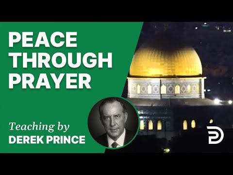 Peace Through Prayer 16/4