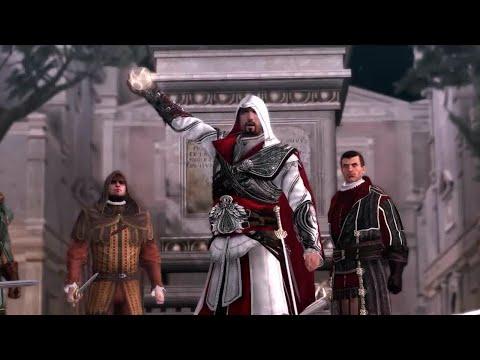 Assassin's Creed The Ezio Collection - Announcement Trailer - UCKy1dAqELo0zrOtPkf0eTMw