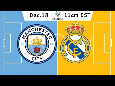 Prospects Cup: Manchester City vs. Real Madrid - UCsert8exifX1uUnqaoY3dqA