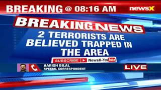 Jammu and Kashmir: 2 terrorists trapped in Sopore, cordon operation underway