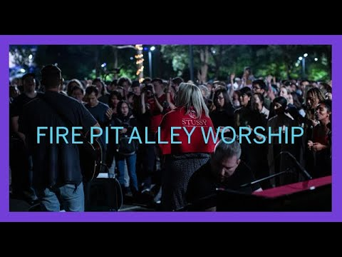 Fire Pit Alley Worship - Hillsong Worship & Creative Conference 2019