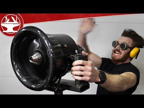 $5000 Electric JET ENGINE (Flying like Iron Man Update) - UCjgpFI5dU-D1-kh9H1muoxQ