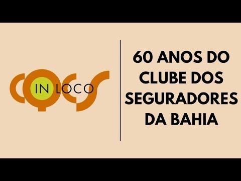 Imagem post: 60 anos do Clube dos Seguradores da Bahia