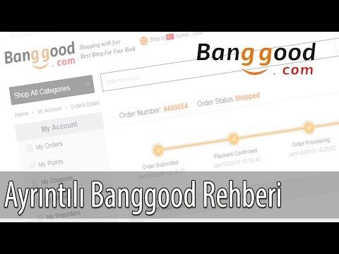 [Video]:  Yeni Başlayanlar için Banggood: Nasıl Alışveriş Yapılır vs.