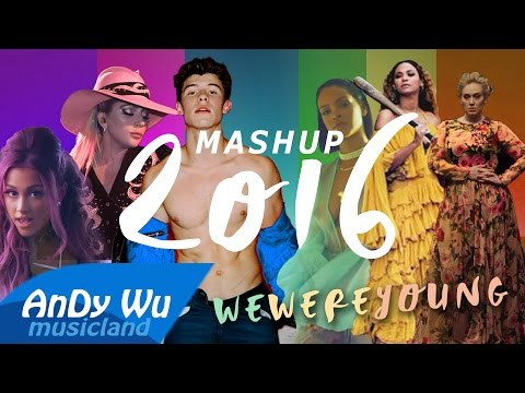 """MASHUP 2016 """"WE WERE YOUNG"""" (Best 90 Pop Songs) - 2016 Year-End Mashup by #AnDyWuMUSICLAND - UCSjlTrPYRxwiNzjGiuZm0pg"""