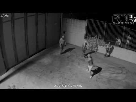 Tentativo di furto in opificio sventato
