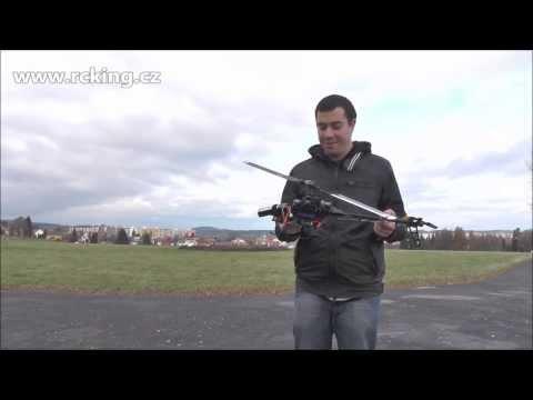 Walkera v450d03 - 3D letový test a zhodnocení (RCKING) - UCFzdOhud79YTm1zBZd3YmQg