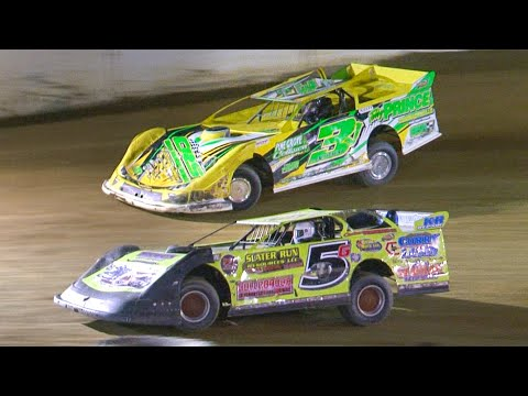 RUSH Crate Late Model Feature | Bradford Speedway | 9-20-20 - dirt track racing video image