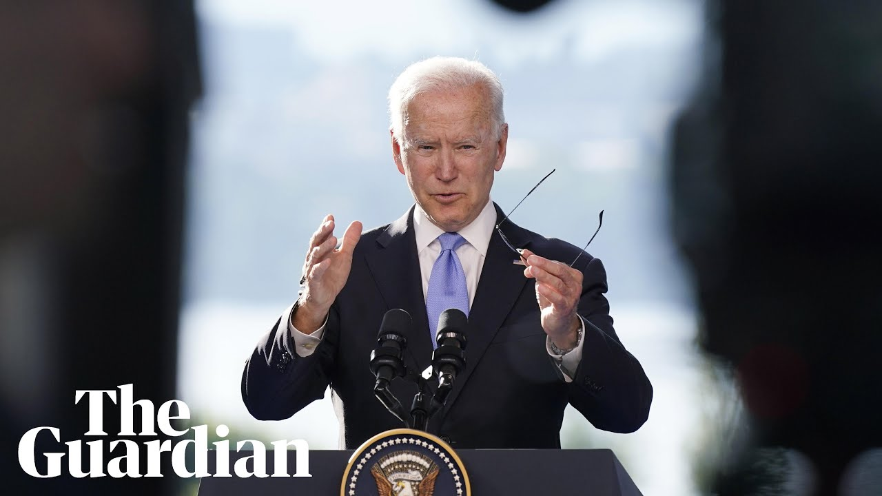 Biden apologises for being 'short' with reporter at Putin summit press conference
