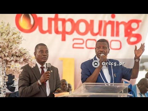 PASTOR E.A ADEBOYE SERMON  VICTORY WITHOUT A FIGHT