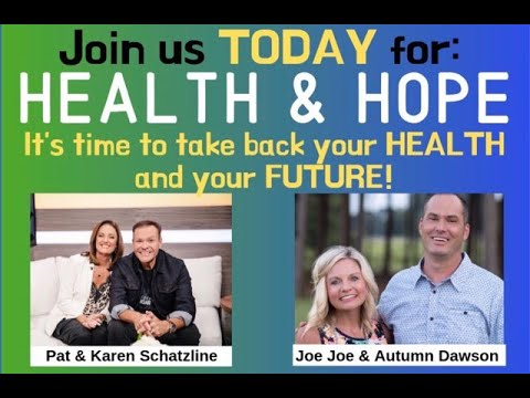 Health & Hope with Pat Schatzline