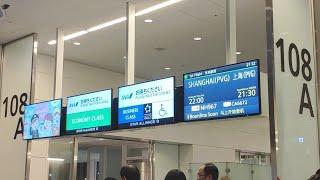 Live Tokyo Haneda Airport Tour