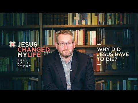 Sam Allberry  Why Did Jesus Have to Die?