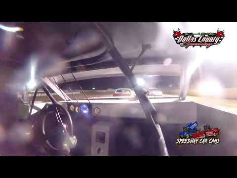 #32 Richard Adams - Pure Stock - 8-20-2021 Dallas County Speedway - In Car Camera - dirt track racing video image