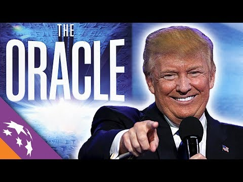 THE ORACLE: Ancient Prophecy Foretelling Trump & End Times  Jonathan Cahn