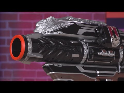 This Destiny Iron Gjallarhorn Replica Is Huge - UCKy1dAqELo0zrOtPkf0eTMw