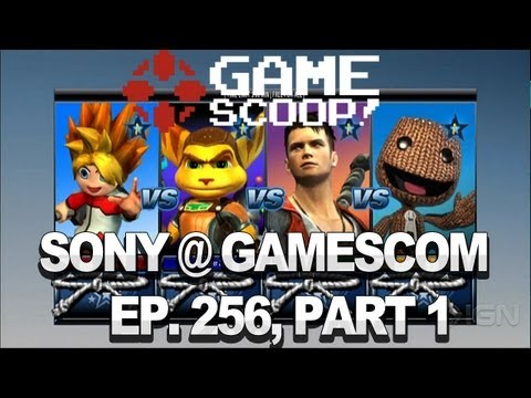 Game Scoop! - Sony @ Gamescom 2012 - Game Scoop! Episode 256, Part 1