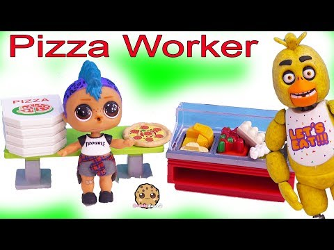 LOL Surprise Punk Boi Works at Roblox Pizza Restaurant ! FNAF + Toy Play Video - UCelMeixAOTs2OQAAi9wU8-g