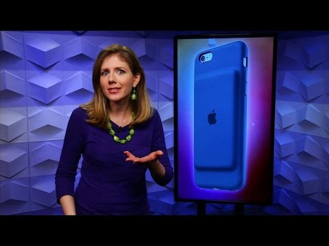 CNET Update - Apple's Smart Battery Case juices iPhone, drains wallet - UCOmcA3f_RrH6b9NmcNa4tdg