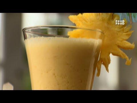 Roasted Pineapple Milkshake - Mummy Ka Magic - UCthIcpK06l9bhi9ISgreocw
