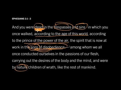 Ephesians 2:13 // Part 3 // Can the Spiritually Dead Please God?