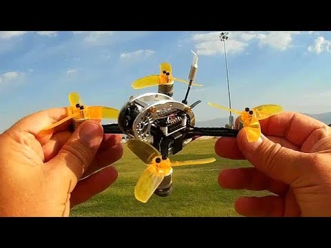 Kingkong Fly Egg 130 FPV Racing Drone Flight Test Review - UC90A4JdsSoFm1Okfu0DHTuQ
