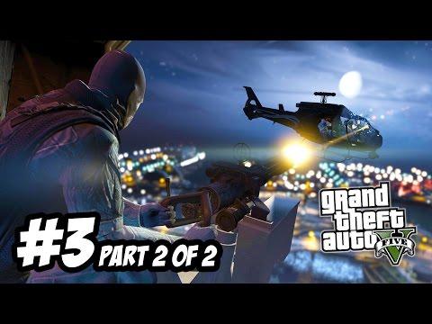 GTA 5 Heists #3 - BIOHAZARD FACILITY RAID! (Part 2 of 2) (GTA 5 Funny Moments) - UC2wKfjlioOCLP4xQMOWNcgg