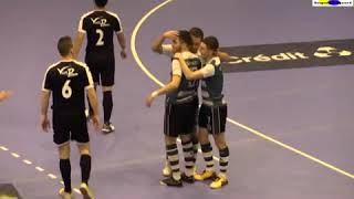 France Cup - Round of 64 - Futsal Besancon 0x4 Sporting Club de Paris