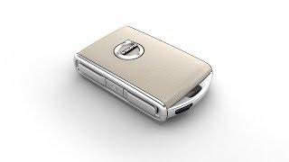 Sostituzione batteria chiave Volvo Xc90 da 2015