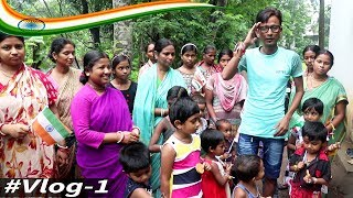 Comedian Sunil Independence Day Celebration With Child 15 Aug #Vlog-1 || Film Star Celebrity
