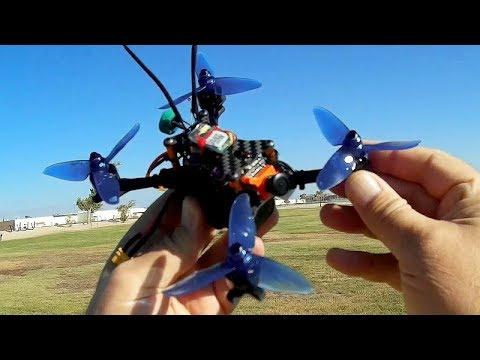 Helifar Fuuton Mini Long Flying Brushless Micro FPV Racer Flight Test Review - UC90A4JdsSoFm1Okfu0DHTuQ