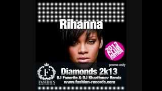 Diamonds (DJ Favorite & DJ Kharitonov Radio Edit)