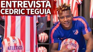 Cedric Teguia: